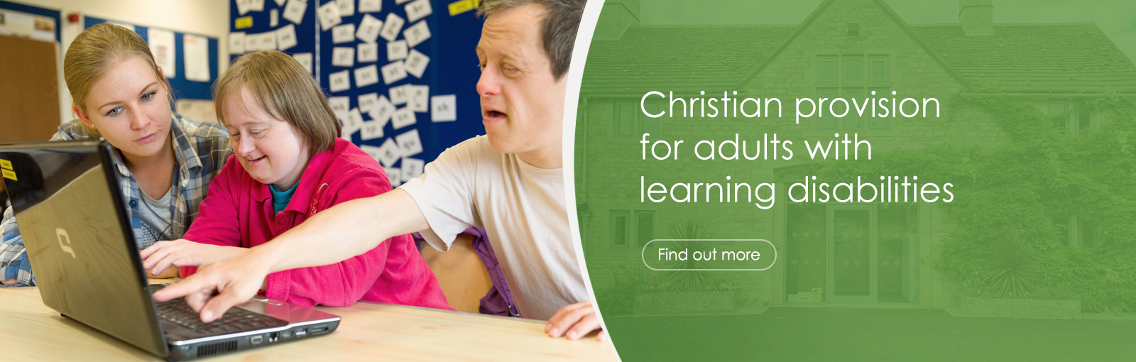 Christian provision for adults with learning disabilities